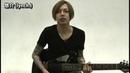 Glare Guitar School - Reo and Yusuke from Lynch.