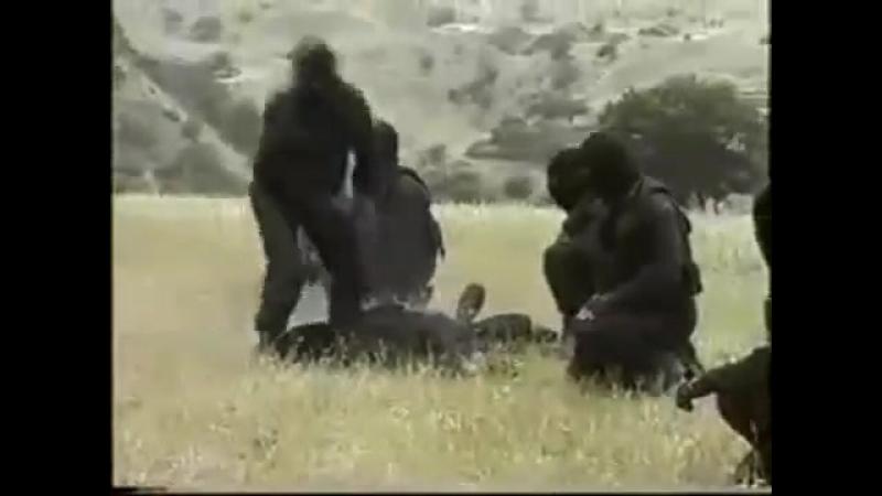 Учение спецназа ВС Азербайджана.