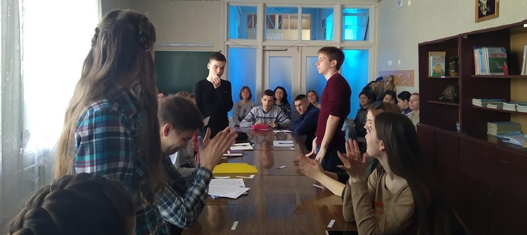Совет старшеклассников Ленинского района «Планета Л.»