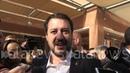 Salvini: Scorte? Sarò il primo a dare un segnale, se serve
