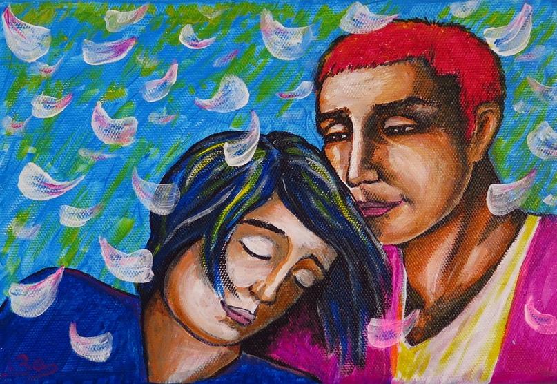 Гениальная Любовь Завьялова.)( Картины Yiz8nM5I3GA