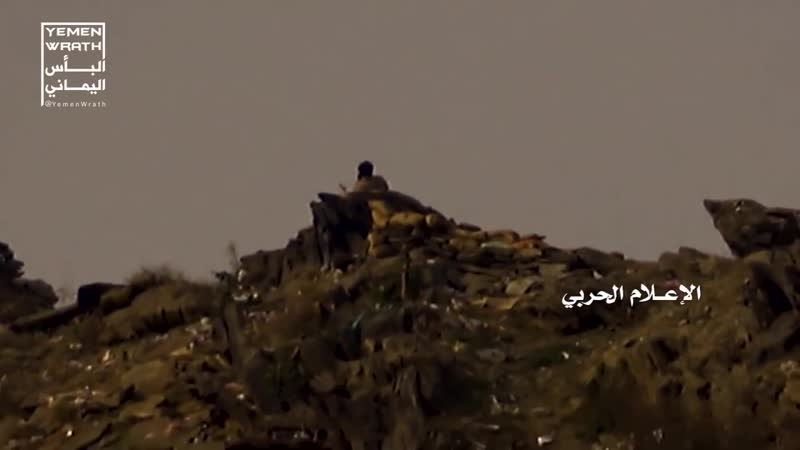 Snipe some mercenaries by Houthis (Anasr Allah) snipers