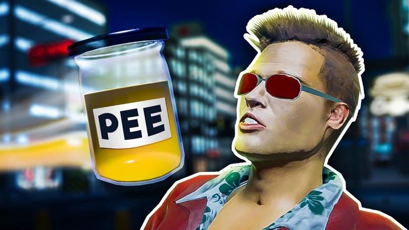 I THREW A JAR OF PEE AT SOMEONE! - Drunkn Bar Fight VR Update