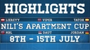 AoE2   NAC Highlights w/ Viper, DauT, Jordan, TaToH, MbL, Liereyy, ZeroEmpires, Killer_B Nili