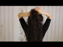 Прически для кудрявых и волнистых волос