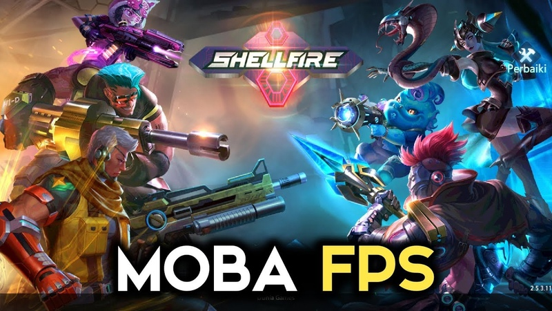 Server Indonesia! - ShellFire - MOBA FPS (ID) Android