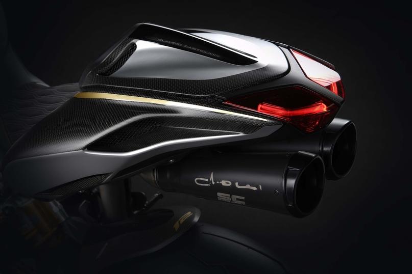 Спортбайк MV Agusta F4 Claudio 2019