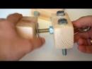 Как сделать деревянные тиски - Строим дом своими руками