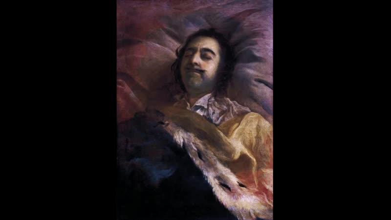 52 Портрет умершего из сборника Миниатюры 2019