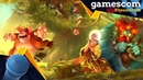 Gamescom 2018 Unruly Heroes Interview