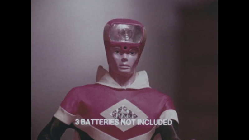 Kenner Electroman Commercial - Jackson Beck voice over