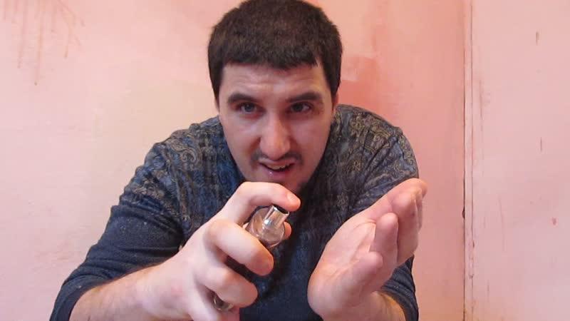 Эльдар Богунов бреется слюнями!