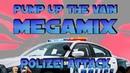 Pump Up The Vain Megamix (Edited Polizei Attack) Technotronic, Culture Beat, Bizz Nizz More Remix