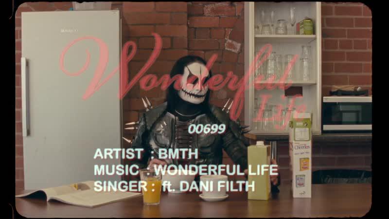 Bring Me The Horizon - Wonderful life (ft. Dani Filth 2018)