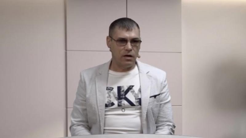 Программа Выбор - Леонид Семиколенов, бывший криминальный авторитет (Студия РХР)