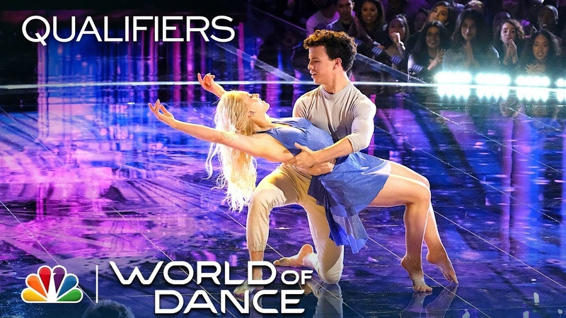 World of Dance 2018 Charity Andres Qualifiers Full Performance