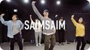 Saimsaim 사임사임 - Coogie X SUPERBEE X D.Ark ft. CHANGMO / Beginners Class