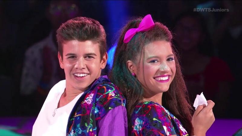 Mackenzie Ziegler Sage Rosen - ALL DANCES - DWTS Juniors