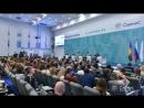 Ежегодный саммит молодых ученых и инженеров «Большие вызовы для общества, государства и науки» _14.10.2018