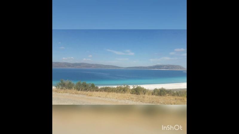 .Озеро Салда, Бурдур - Salda Gölü, Burdur
