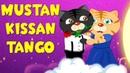 Mustan kissan tango Lastenlauluja suomeksi