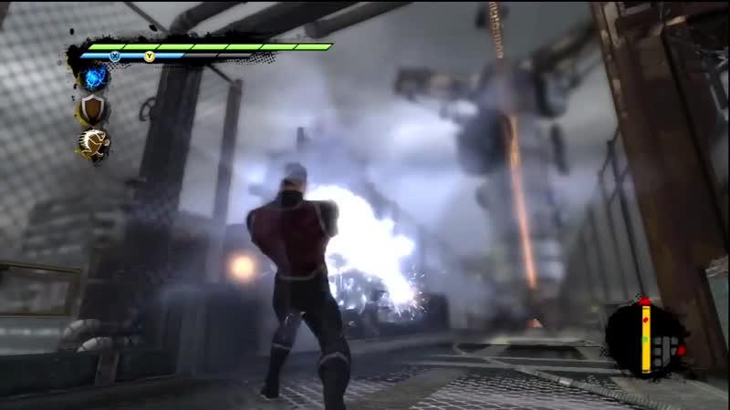X-Men Destiny | Angry Joe от студии дубляжа RusVendettAVoice | RVV Angry Joe