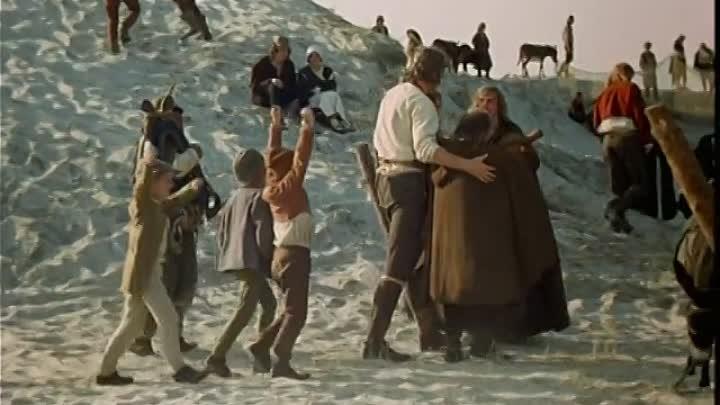 В.Наумов, А.Алов - 1976 - Легенда о Тиле (II. Да здравствуют нищие!, часть 1)