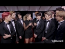 181009 NCT 127 Interview Billboard @ American Music Awards Red Carpet