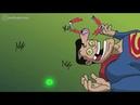 Superman and Kryptonite Супермен и криптонит