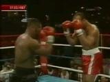 Майк Тайсон - Джеймс Смит 29 (1) Mike Tyson vs James Smith