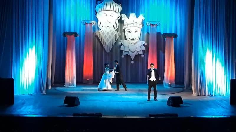 Долгожданное сольное выступление на сцене Национального театра РТ