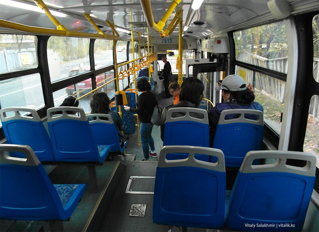 Салон автобуса 29