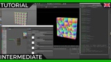 Octane Quick Tips Different textures projection on render instances Free Mat Download