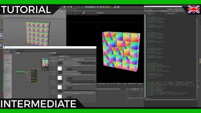 Octane Quick Tips | Different textures projection on render instances | Free Mat Download