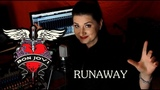 Bon Jovi - Runaway - metal cover with Ana of Magica