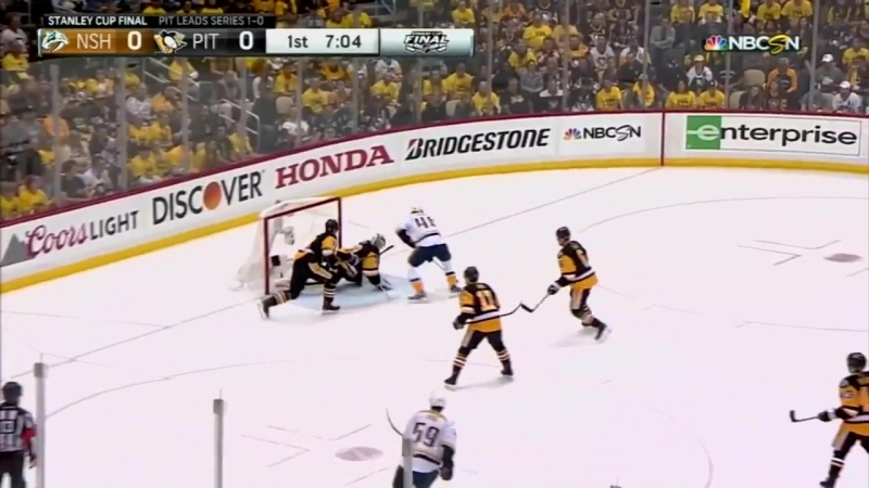 Top 10 Goals of the 2017 NHL Stanley Cup Playoffs