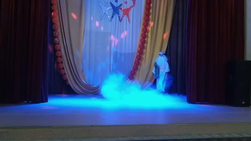Танец Торум- сотворение мира
