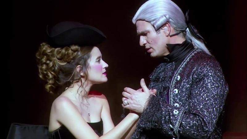 Mozart L'Opéra Rock Penser L'impossible