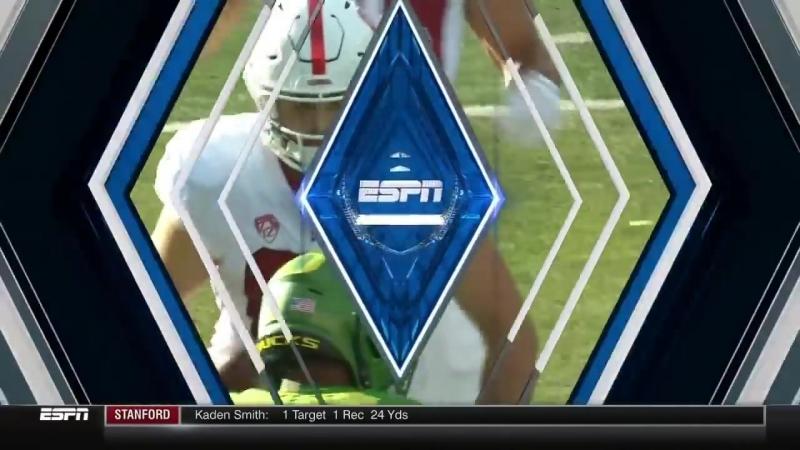 NCAA Football Week 4 _7 Stanford vs 20 Oregon