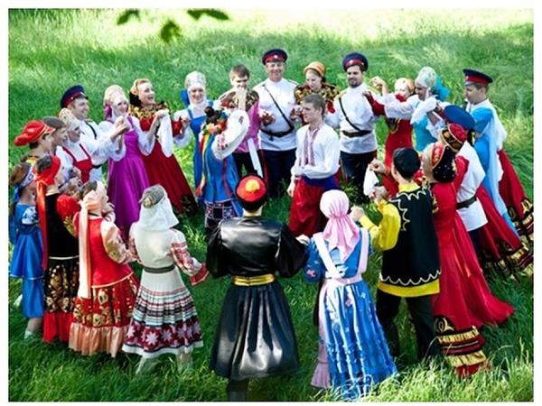 Открытое занятие для родителей «Наша Родина – Россия!»
