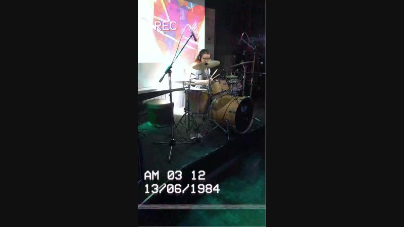 Live Школа Ударного Мастерства ★ Уроки Барабанов ★СПБ
