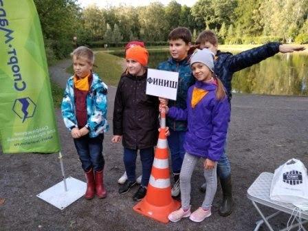Школьники из Рязанского отправились в «Большое приключение»