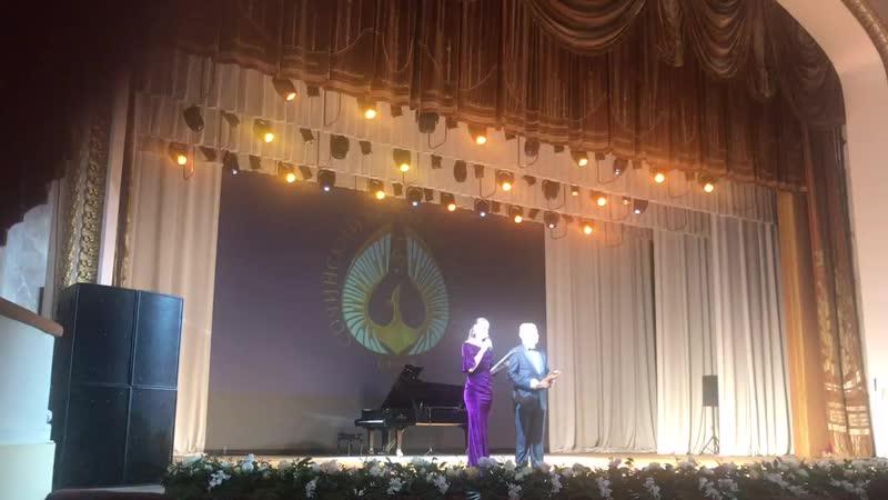 Юбилейный концерт Сочинского колледжа искусств!  Сергей Рахманинов, Этюд-картина с-moll op.39 номер1.