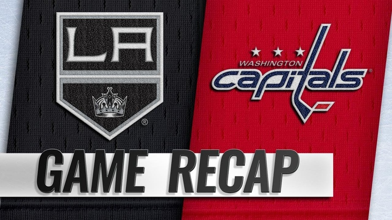 Kuznetsov posts four points in Capitals 6-4 win