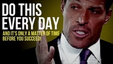 WORK ON YOURSELF EVERY DAY Tony Robbins Les Brown (EYE OPENING SPEECH)