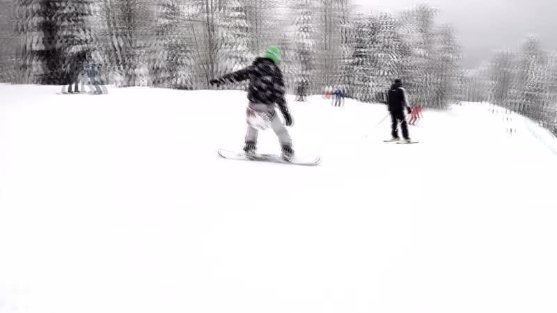 Sochi Snowboard