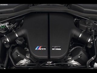 BMW M5 E60 - как у Жорика Ревазова, только масштаб меньше))