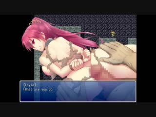 Knightess Layla -The Humiliating Life of a Seed Bed / Ingles「RPG-H」 ► +18 ◄ MG / MF