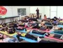 Зарядка по уральски, йога