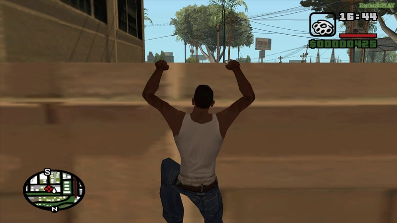 Играем в GTA San Andreas - Где найти обрез